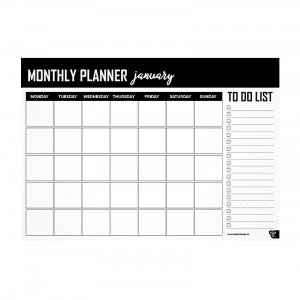 PAPER PLANNER A3