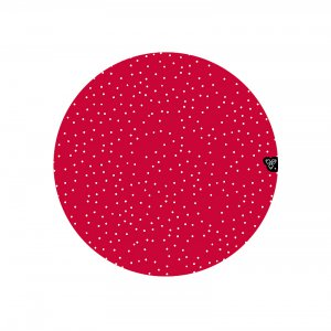 RED POLKA DOTS MINI